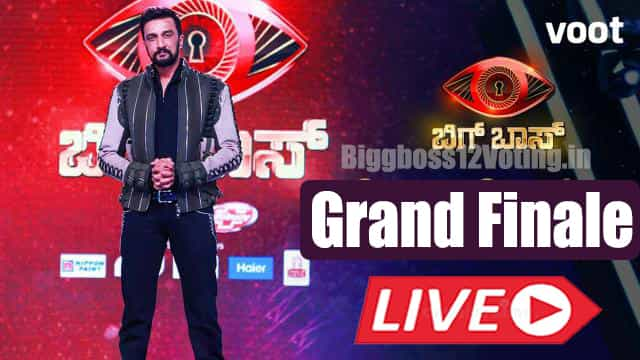 Bigg Boss Kannada Grand Finale Live Streaming