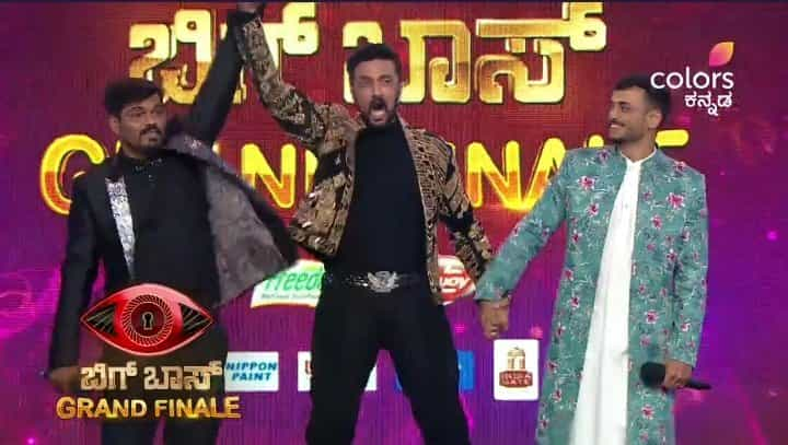 Bigg Boss Kannada season 8th Winner