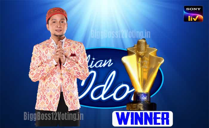 indian idol 12 winner 2021