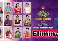 Bigg Boss Marathi 3 eliminations